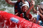 The best rafting in the smokies
