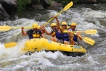 Rafting in Hartford on the Pigeon River
