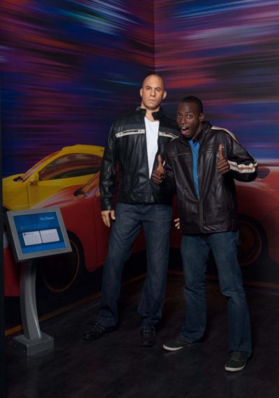 Get Fast & Furious with the amazing realistic likeness of your favorite actors!