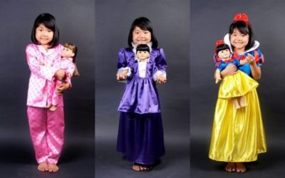 Find matching clothes to fit your American Girl Doll and you at Doll Essentials Inc.