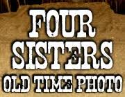 Four Sisters Old Time Photo in pgeon Forge Tennessee