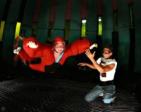 Experience indoor skydiving at Flyaway