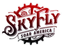SkyFly Soar America at the Island in Pigeon Forge