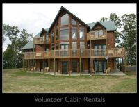 Volunteer Cabins