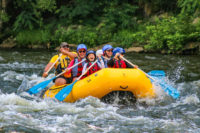 Enjoy the best rafting in the smokies with River Rat Whitewater Rafting