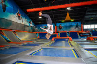 Fun for the entire family at Sevier Air Trampoline Park