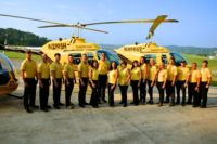 Scenic Helicopter Tours Staff