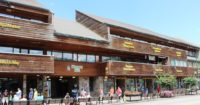 Visit the Mountain Mall and experience the history of the mountains