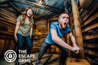 Don't miss the Gold Rush at The Escape Games in PIgeon Forge