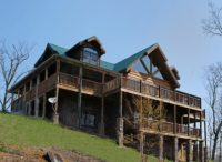 Fireside Cabin Rentals in the Smokies