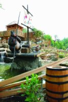 Ripley's Davy Crockett Mini-Golf