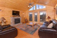 Enjoy a cabin in Gatlinburg