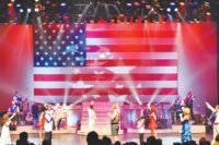 Patriotic show at Country Tonite Theatre