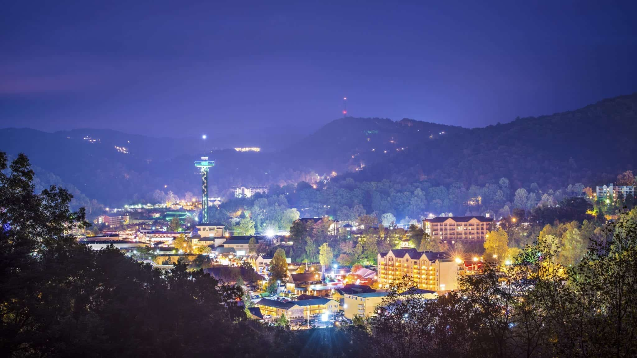 history of Gatlinburg