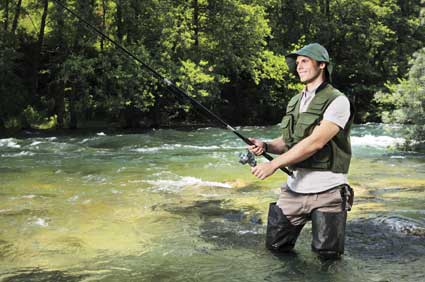 Great smoky mountains fishing smoky mountain fishing rules for Nc trout fishing regulations