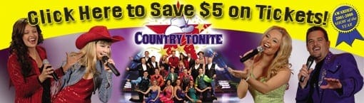 Country Tonite City Banner