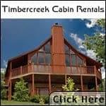 TimberCreek Cabin Rentals