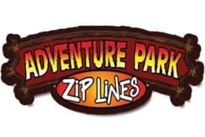 Adventure Park Zip Lines logo