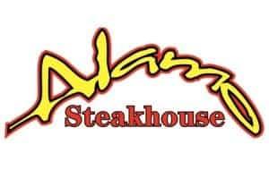 Alamo Steakhouse logo