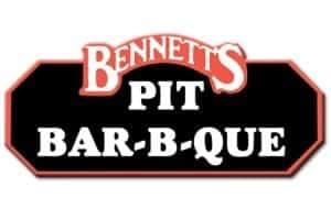 Bennett's Pit Bar-b-que logo