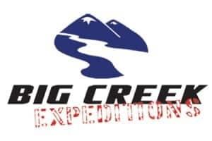 Big Creek Expeditions logo