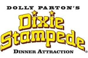 Dixie Stampede logo