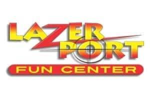 Lazerport Fun Center logo