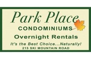 Park Place Condominium logo