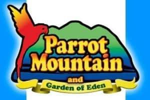 Parrot Mountain logo