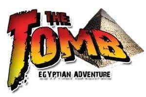 The Tomb logo