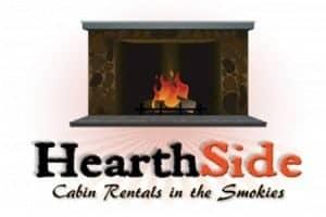 Hearthside Cabin Rentals logo