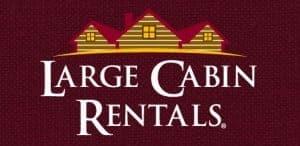 Large Cabin Rentals logo