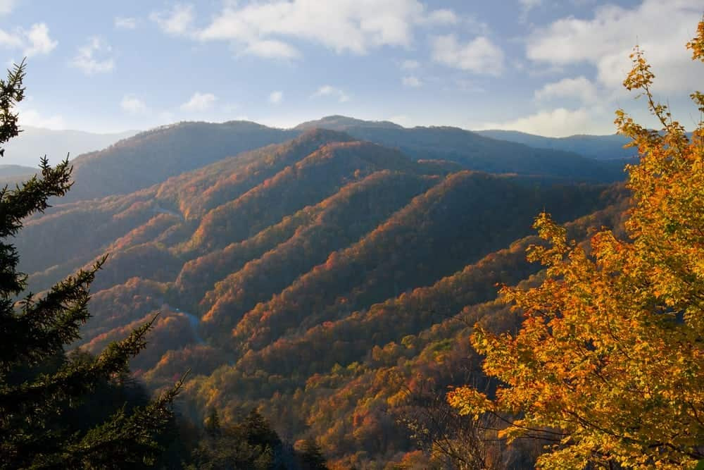 6 Tips For Enjoying The Smoky Mountains Fall Colors