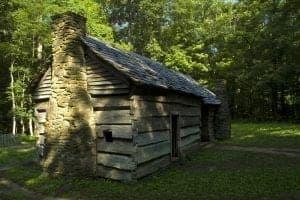 Ephraim Bales Place at Roaring Fork Smoky Mountains