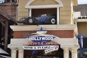 Hollywood Star Cars Museum in Gatlinburg TN.
