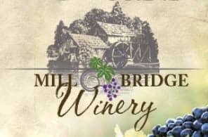 mill bridge winery logo
