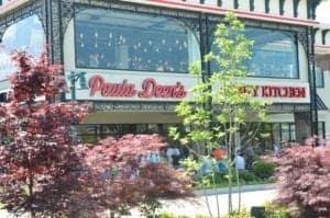 Paula Deen restaurant