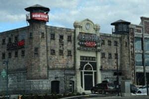 alcatraz east crime museum pigeon forge