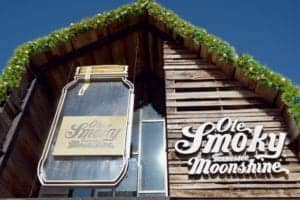 ole smoky moonshine pigeon forge the island