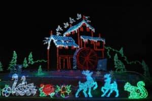 winterfest lights