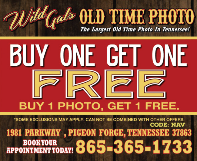 Wild Gals Old Time Photo coupon