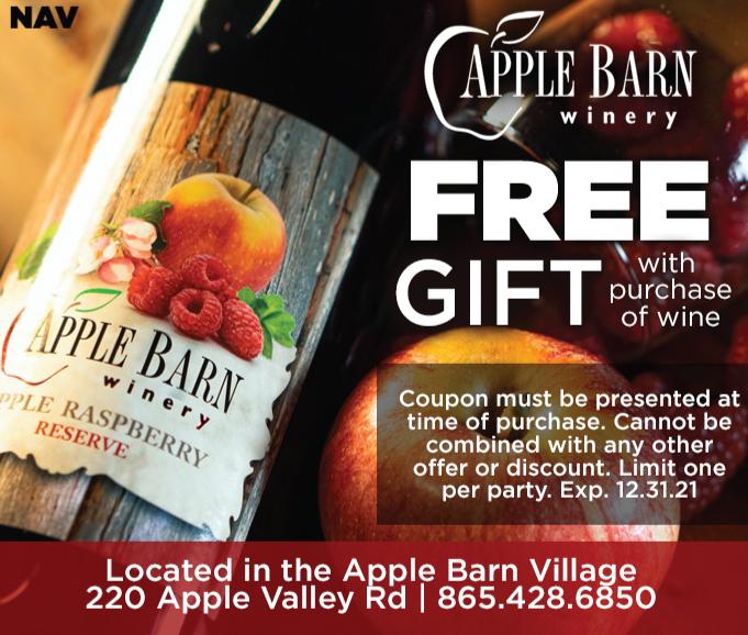 Apple Barn Winery coupon