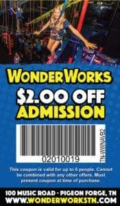 Wonderworks coupon