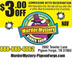 Murder Mystery Dinner Theater coupon